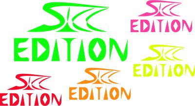 Sicc Edition Gmw Aufkleber Für Automotorrad Sonderfarben