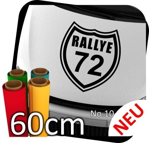60cm-Nummer-frei-whlbar-Startnummer-Auto-Autoaufkleber-Mottorrad-Sport-No10-170789168720
