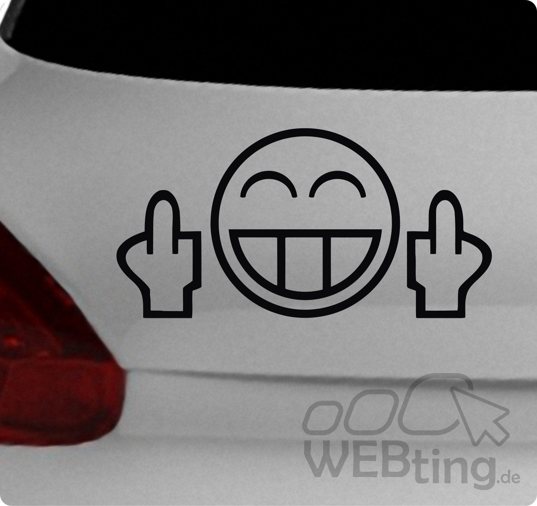 JDM OEM Aufkleber Sticker Shocker Decals Bomb Tuning Style