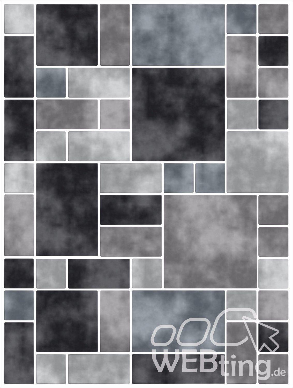 20x25cm grau fliesenaufkleber fliesen aufkleber for Mosaik aufkleber