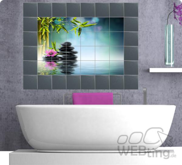 Fliesenaufkleber-Fliesenbild-Fliesen-Aufkleber-Sticker-Badezimmer-Bad-Folie-181255035796