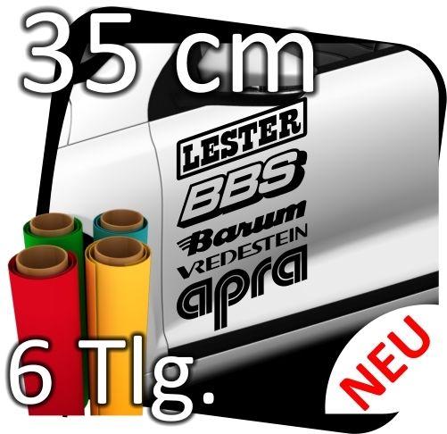 6-x-Sponsorenaufkleber-Decals-Aufkleber-Rally-35cm-180738207267