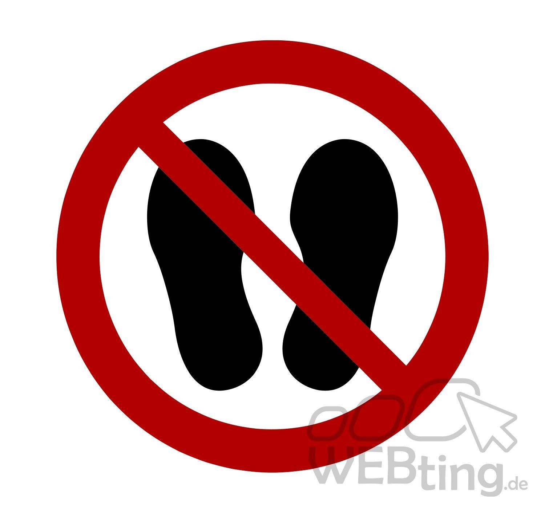 betreten verboten warnschild verbot hinweis aufkleber sticker schild hinweis. Black Bedroom Furniture Sets. Home Design Ideas