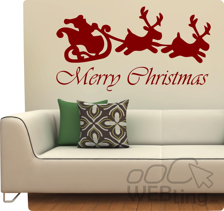 weihnachten schneeflocken fest wandtattoo wandaufkleber. Black Bedroom Furniture Sets. Home Design Ideas