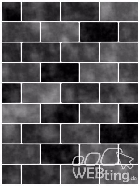 20x25cm-Schwarz-Fliesenaufkleber-Fliesen-Aufkleber-Fliesenimitat-Mosaik-M9-171844853898