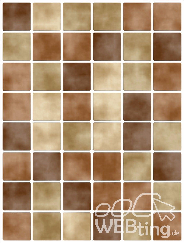 15x20cm fliesenaufkleber fliesenbild fliesen aufkleber fliesenimitat mosaik m4 - Selbstklebefolie mosaik ...